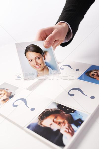 人間 資源 肖像 グループ ビジネスの方々  ビジネスマン ストックフォト © stokkete