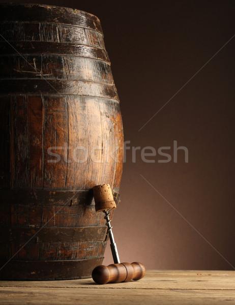 corkscrew  Stock photo © stokkete