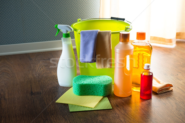 Household products Stock photo © stokkete