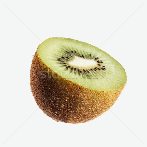Tasty kiwi fruit close up Stock photo © stokkete