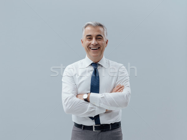 Arms Crossed Stock Photos Stock Images And Vectors Page 3