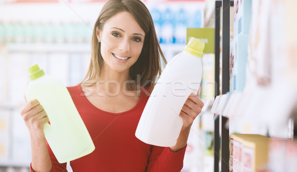 Compare products Stock photo © stokkete