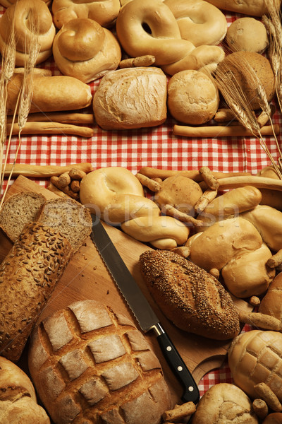 Assorted Bread Stock photo © stokkete