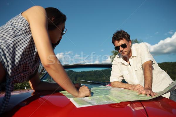 Travel Stock photo © stokkete