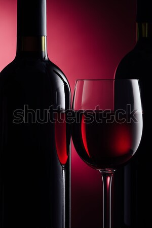 Luxury wine tasting Stock photo © stokkete