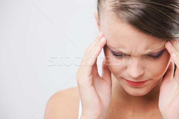 Headache Stock photo © stokkete