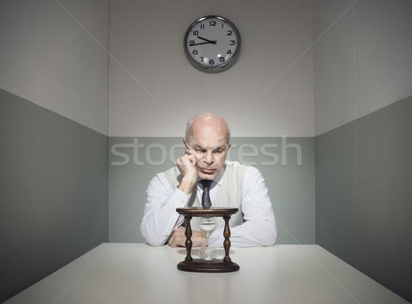 Time passes slowly  Stock photo © stokkete