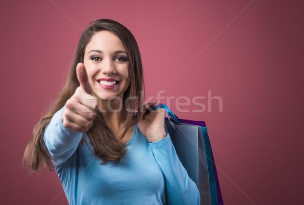 Customer satisfaction Stock photo © stokkete