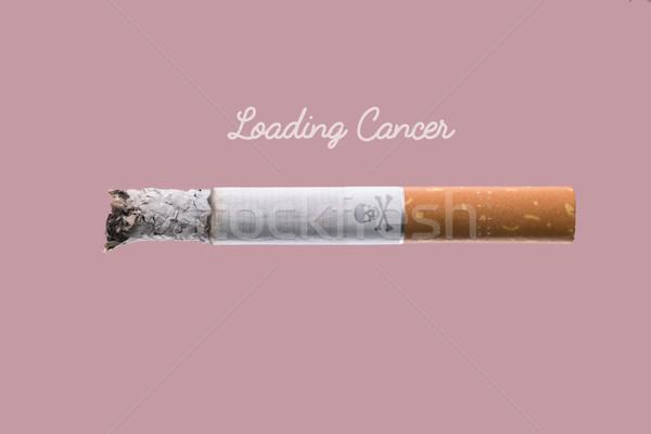 Loading cancer Stock photo © stokkete