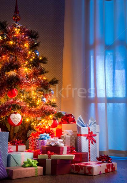 Santa has arrived! Stock photo © stokkete