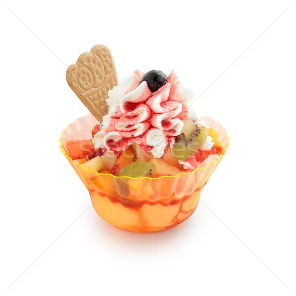ice cream sundae Stock photo © stokkete