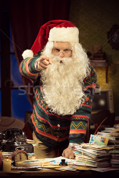 You've been a naughty boy! Stock photo © stokkete
