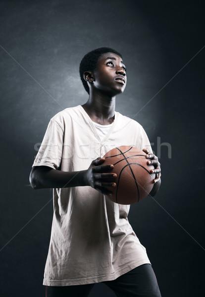 Basketball Stock photo © stokkete