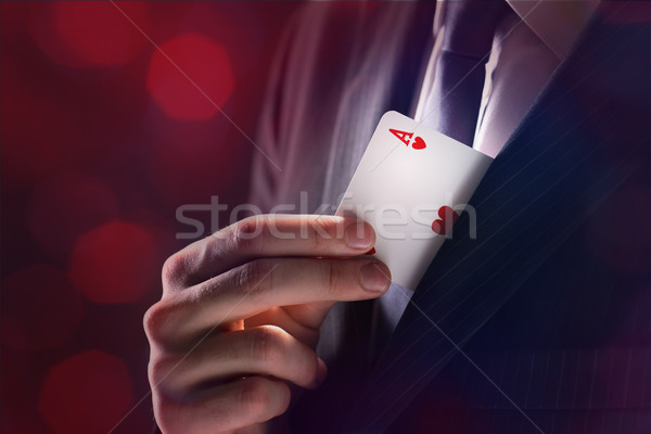 Stock photo: The Magician