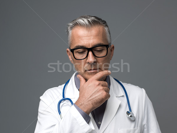 Chief physician Stock photo © stokkete