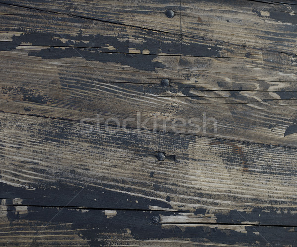 Textured weathered wood close up Stock photo © stokkete