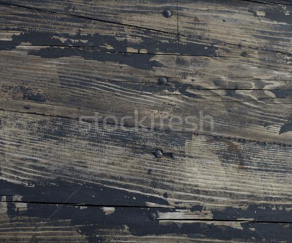 выветрившийся древесины старые Сток-фото © stokkete