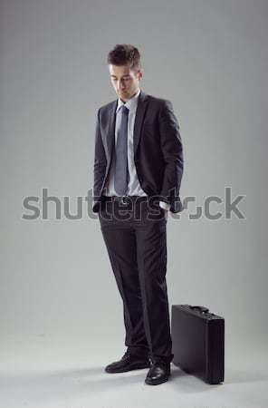 Business and frustration Stock photo © stokkete