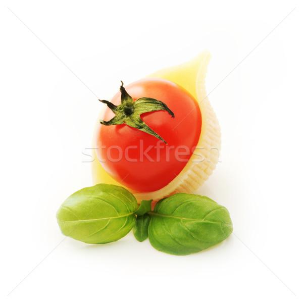 Italiano macarrão tomates outro similar foto Foto stock © stokkete