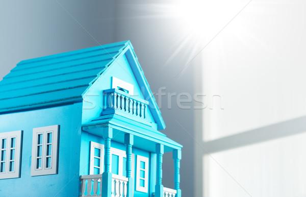 Model house Stock photo © stokkete