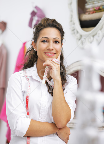 Dressmaker Stock photo © stokkete