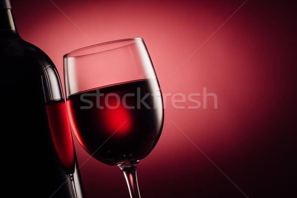 Degustação de vinhos celebração luxo evento excelente vinho tinto Foto stock © stokkete
