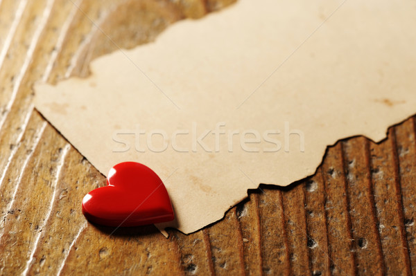 valentine's day background Stock photo © stokkete
