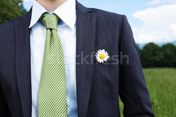 Green business Stock photo © stokkete
