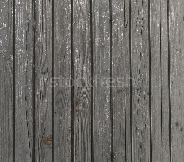 Weathered wooden plank flooring Stock photo © stokkete