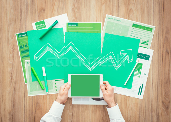Successful business Stock photo © stokkete