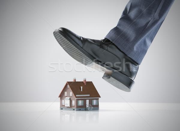 House problems Stock photo © stokkete
