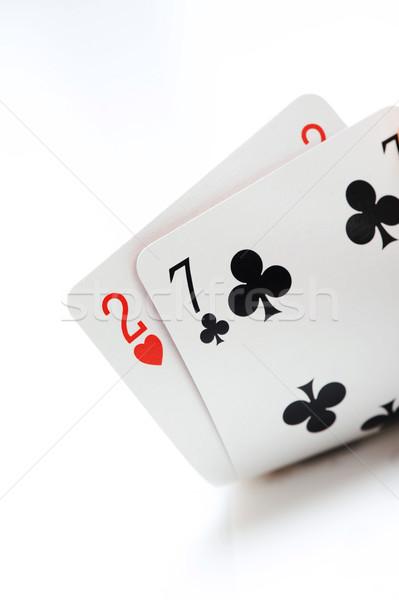 texas holdem poker Stock photo © stokkete