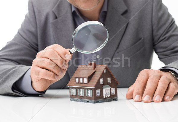 Home inspection Stock photo © stokkete