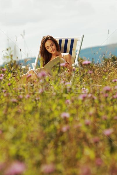 Leisure time Stock photo © stokkete