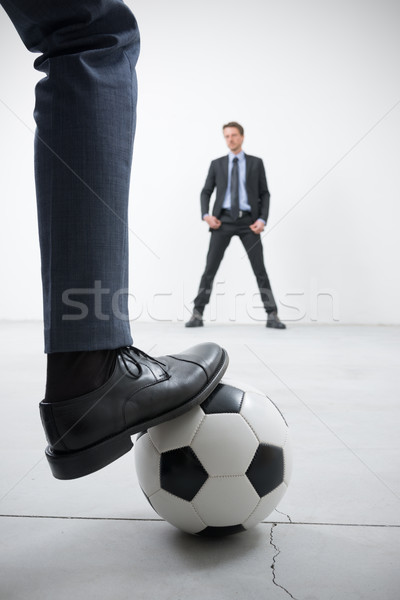 Business strategy concept Stock photo © stokkete