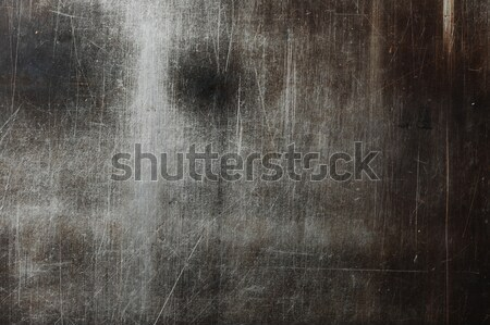 grunge iron plate - Industrial metal background Stock photo © stokkete
