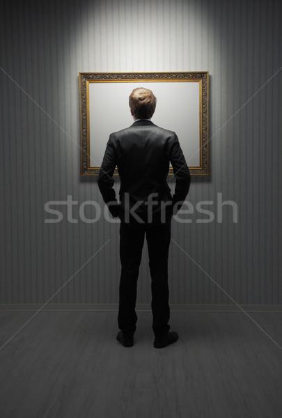 Modern art Stock photo © stokkete