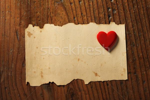 valentine's day background Stock photo © stokkete