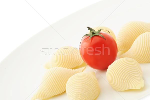 итальянский пасты томатный другой аналогичный фото Сток-фото © stokkete