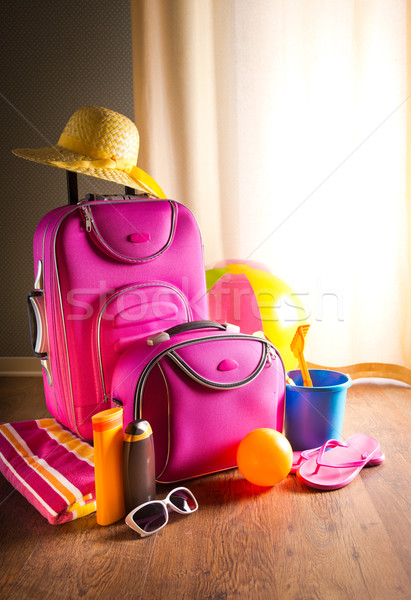 Summer holidays Stock photo © stokkete