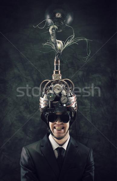 Stock photo: mind control