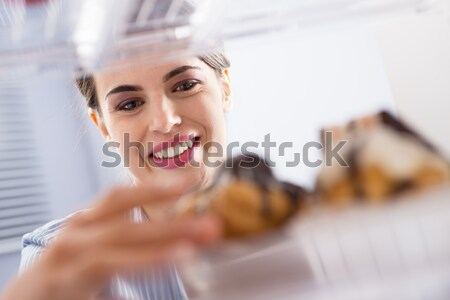 Craving sweet food Stock photo © stokkete