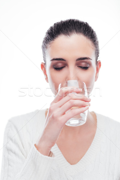 Body hydration Stock photo © stokkete