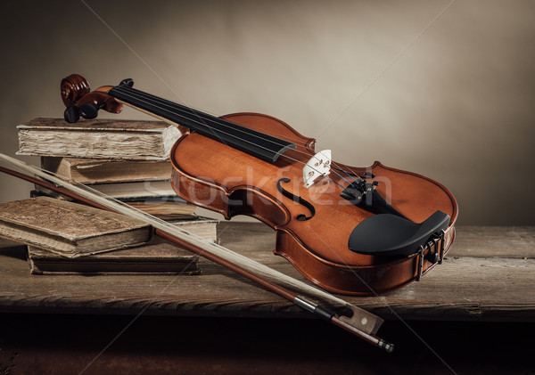 Music and arts still life Stock photo © stokkete
