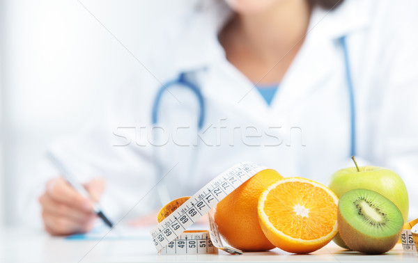 Stock photo: Diet