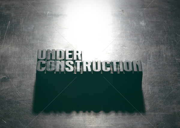 Under Construction  Stock photo © stokkete