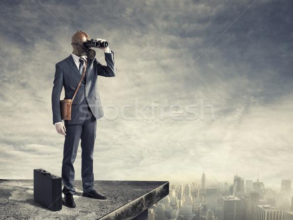 Pollution Stock photo © stokkete