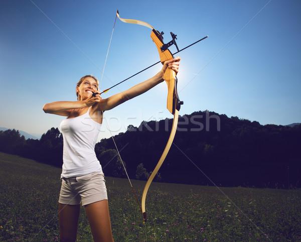 Archery Stock photo © stokkete