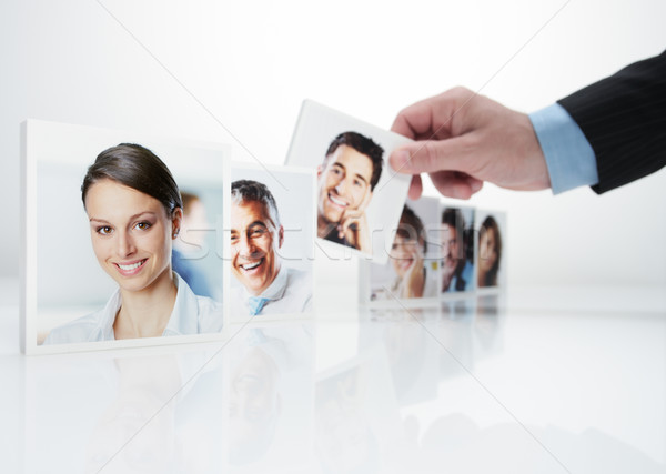 Human Resources  Stock photo © stokkete