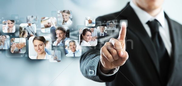 Business concept Stock photo © stokkete